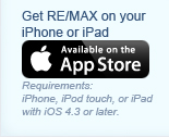 download the RE/MAX Mobile App for iPhone and iPad