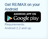 download the RE/MAX Mobile App for Android